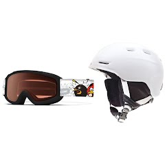 Smith Zoom Helmet/Sidekick Goggle Combo Image