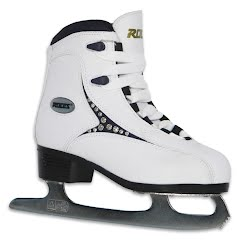American Athletic Womens Roces Diamond Figure Skates Image