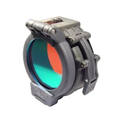 Surefire Red Filter for 1.25-Inch Diameter Bezels Image