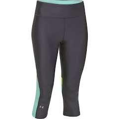 Under Armour Women`s HG Alpha Novelty Capri Image