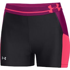 Under Armour Women`s UA Heatgear Alpha Printed Shorts Image