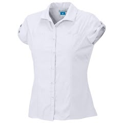 Columbia Women's Sandy Dandy Short Sleeve Shirt (Plus Sizes) Image