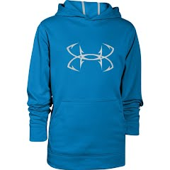 Under Armour Boy`s Youth Storm Fish Hook Hoodie Image