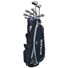Callaway Men's Strata Plus 16-Piece Golf Set Image