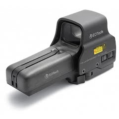 Eo Tech 518 Holographic Tactical Sight (1 MOA Dot) Image