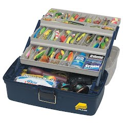 Plano 3 Tray Extra Large Tackle Box Image