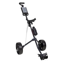 Pinemeadow Golf Courier Lite 2-Wheel Pull Cart Image