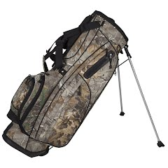 Pinemeadow Golf Realtree Camouflage Golf Stand Bag Image