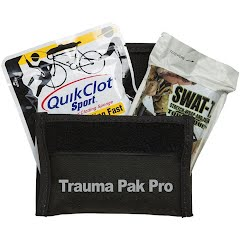 Adventure Medical Trauma Pack Pro with Quikclot and Swat-T Medic Kit Image