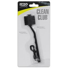 Izzo Clean Club Golf Club Cleaning Brush Image