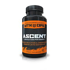 Mtn Ops Ascent High Altitude Performance Supplement Image
