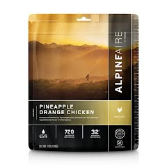 Alpine Aire Foods Pineapple Orange Chicken Image