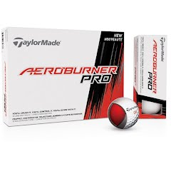 Taylor Made Aeroburner Pro Golf Ball (12-Pack) Image
