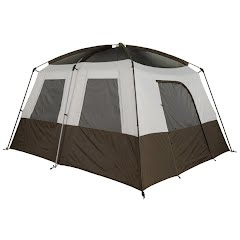 Alps Mountaineering Camp Creek Two-Room Tent Image