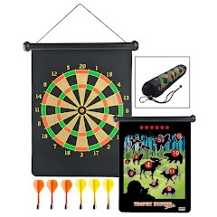 Gsi Outdoors Roll-Up Trophy Hunter Magnetic Darts