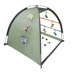 Gsi Outdoors Dome 2 in 1 Ladderball / Cornhole Outdoor Games Image
