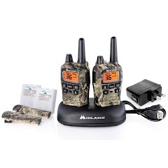 Midland X-Talker T75VP3 36 Channel Camo Two-Way Radios Image