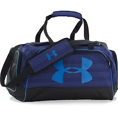 Under Armour Watch Me Duffel Image