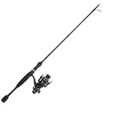 Mitchell Avocet RZ 6ft 6in, 2-Piece M Spin Combo Image