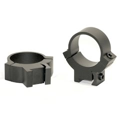 Warne 1 Inch .22 Medium Matte Scope Rings Image