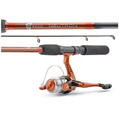 South Bend Neutron Spinning Combo 5 Foot 6 Inch 2 Piece Medium Action Image