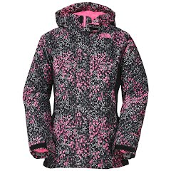 The North Face Girl`s Youth Delea Insulated Jacket Image