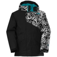 The North Face Boy`s Youth Calisto Insulated Jacket Image