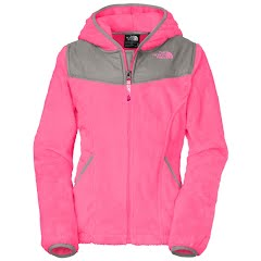 The North Face Girl`s Youth Oso Hoodie Image
