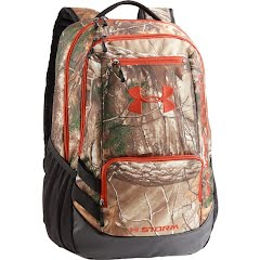 Under Armour Camo Hustle Daypack Image