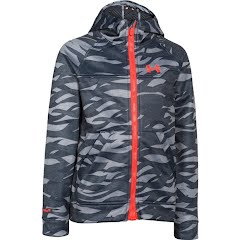 Under Armour Mountain Boy`s UA Storm ColdGear Infrared Softershell Hoodie Image