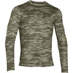 Under Armour Mountain Men`s ColdGear Evo Printed Crew Image
