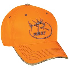 Outdoor Cap Rocky Mountain Elk Foundation Blaze Cap Image