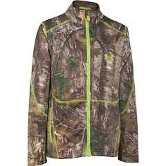 Under Armour Boy`s UA ColdGear Infrared Scent Control Jacket Image