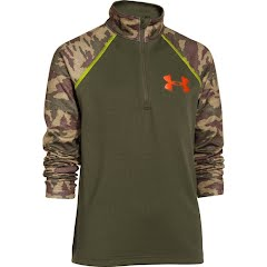 Under Armour Youth Thermal 1/4 Zip Image