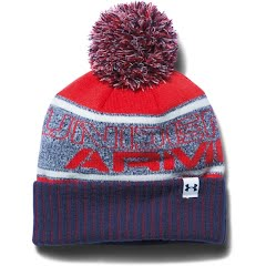 Under Armour Mountain Boy's Youth Pom Beanie