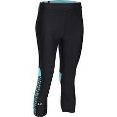 Under Armour Women`s UA HeatGear Armour Capri Image