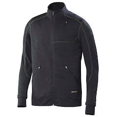 Terramar Thermawool Full Zip Top Image