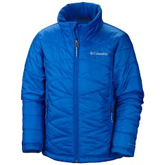 Columbia Youth Girl`s Mighty Lite Jacket Image