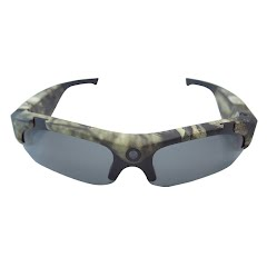 Pov Cameras PRO24 Video Sunglasses (Mossy Oak) Image