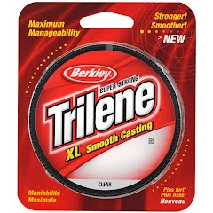 Berkley Trilene XL (8lb x 330yds/Clear) Image