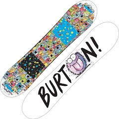 Burton Youth Chopper Snowboard Image