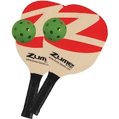 Zume Pickleball Set Image