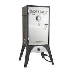 Camp Chef 18-Inch Smoke Vault with Stainless Steel Door Image