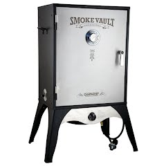Camp Chef 24-Inch Smoke Vault with Stainless Steel Door Image