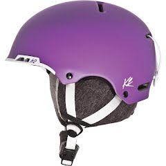 K2 Women`s Meridian Bike and Snow Helmet Image