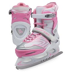 Jackson Ultima Youth Softec Vibe Adjustable Figure Skates Image