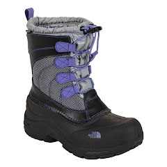 The North Face Youth Alpenglow Lace Boots Image