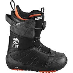 Flow Youth Micron Boa Snowboard Boots Image