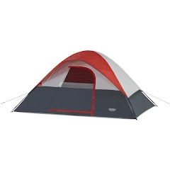 Wenzel 10x8 5-Person Dome Tent Image