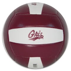 Baden Sports University of Montana GRIZ Official Volleyball Image